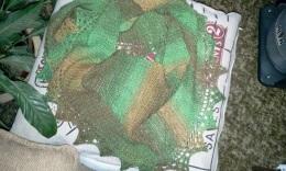 Pimpelliese Shawl