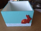 Wooden Box Makeover