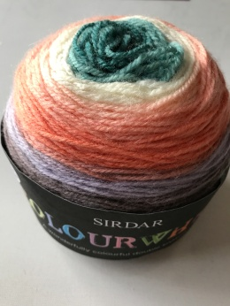 Colourwheel Yarn
